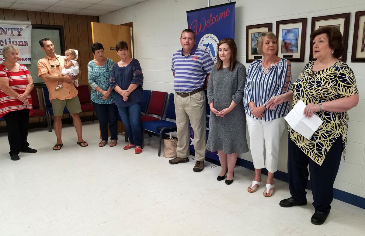 Elections Supervisor Stephens announces retirement