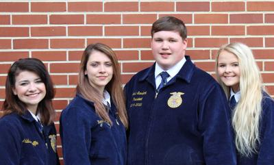 Cottondale FFA wins state competition
