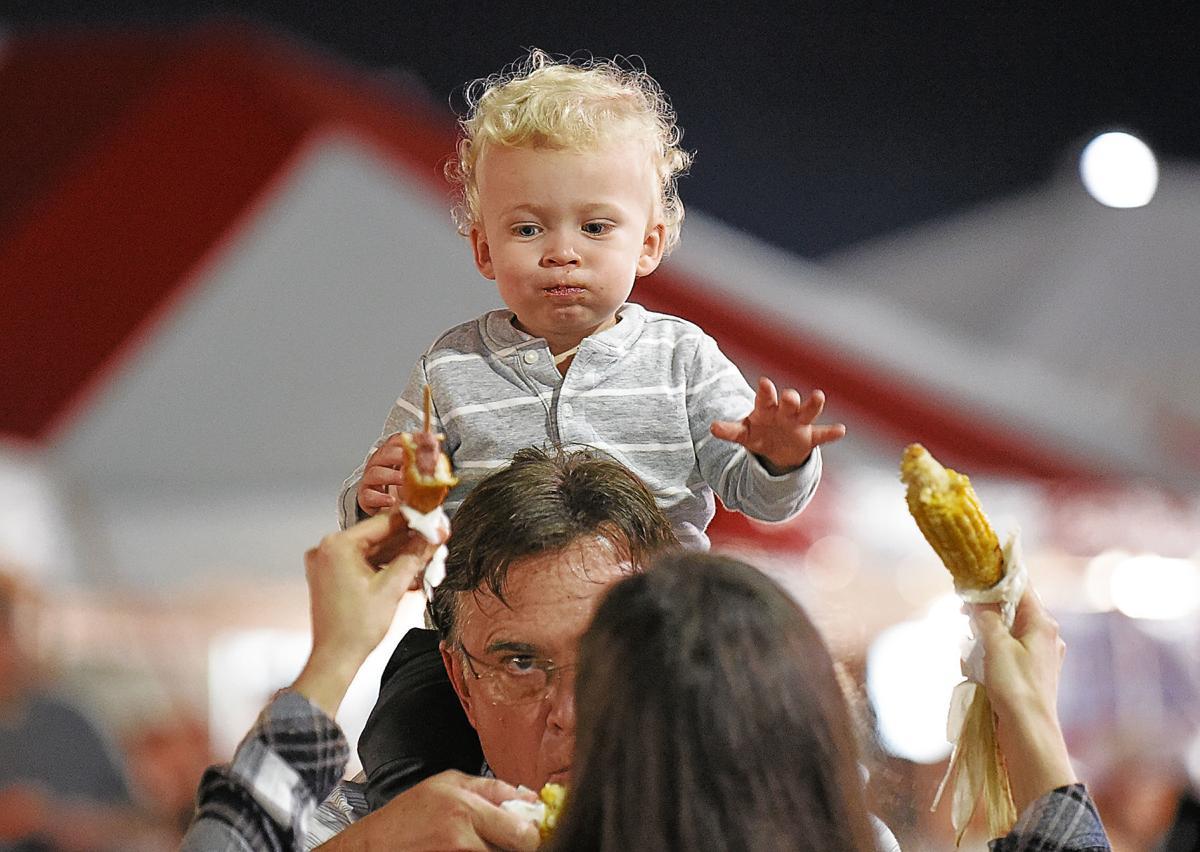 National Peanut Festival food