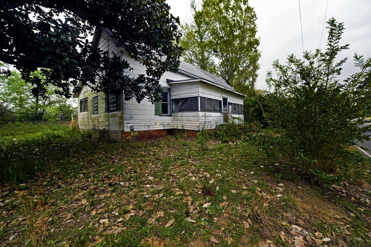Abating overgrown properties