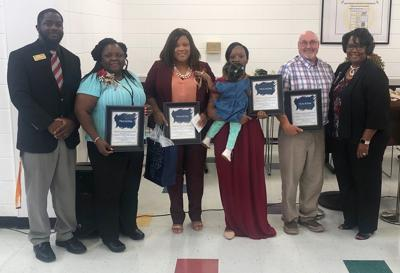 Quitman County honors