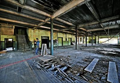 Howell School renovation