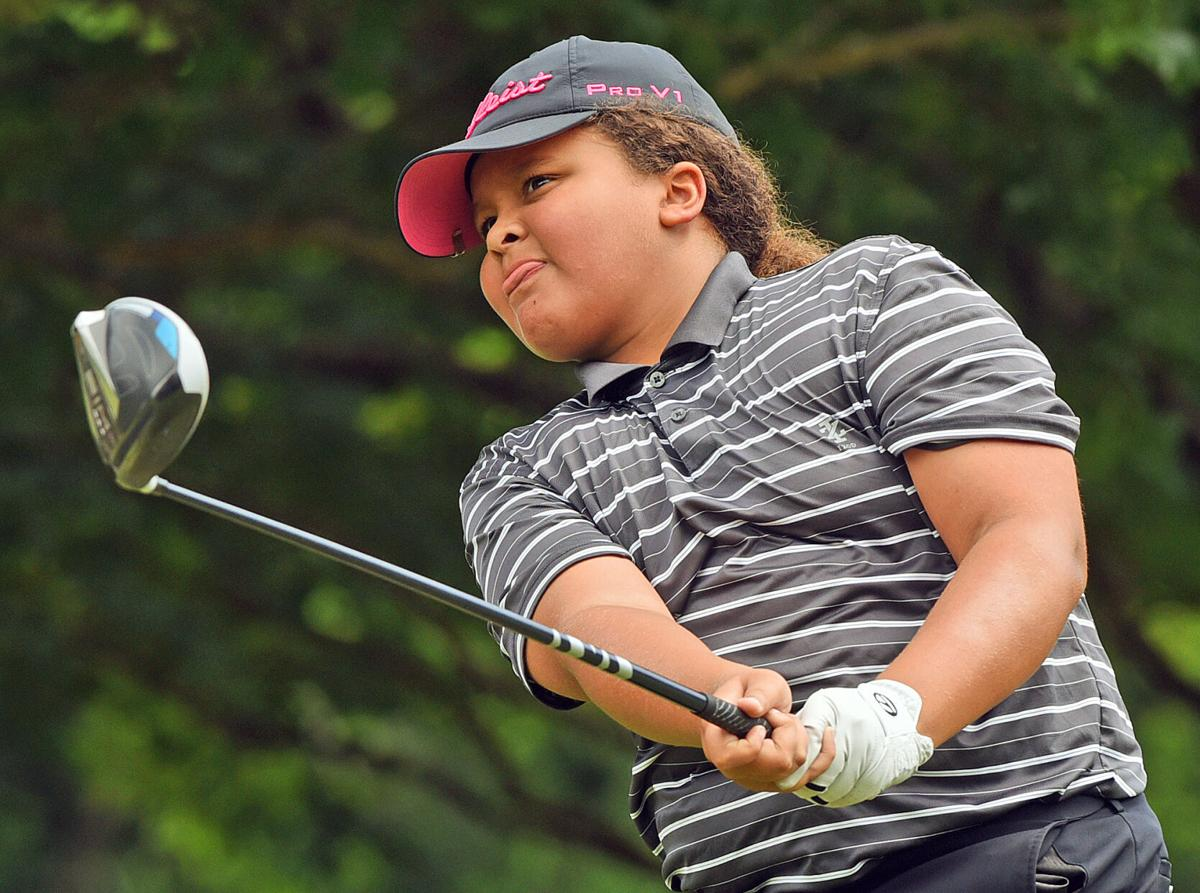 Future Masters 11-12 age group second round