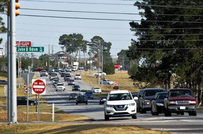 Third westbound lane to be added to portion of Highway 84W