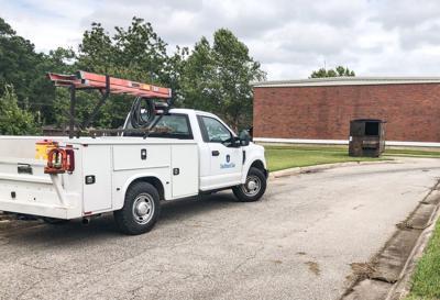 Southeast Gas truck