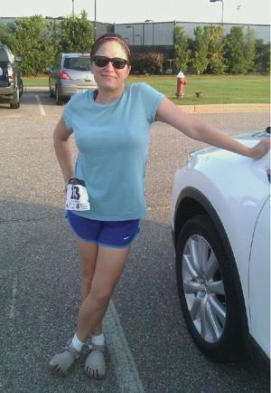 Enterprise woman battles rare disorder