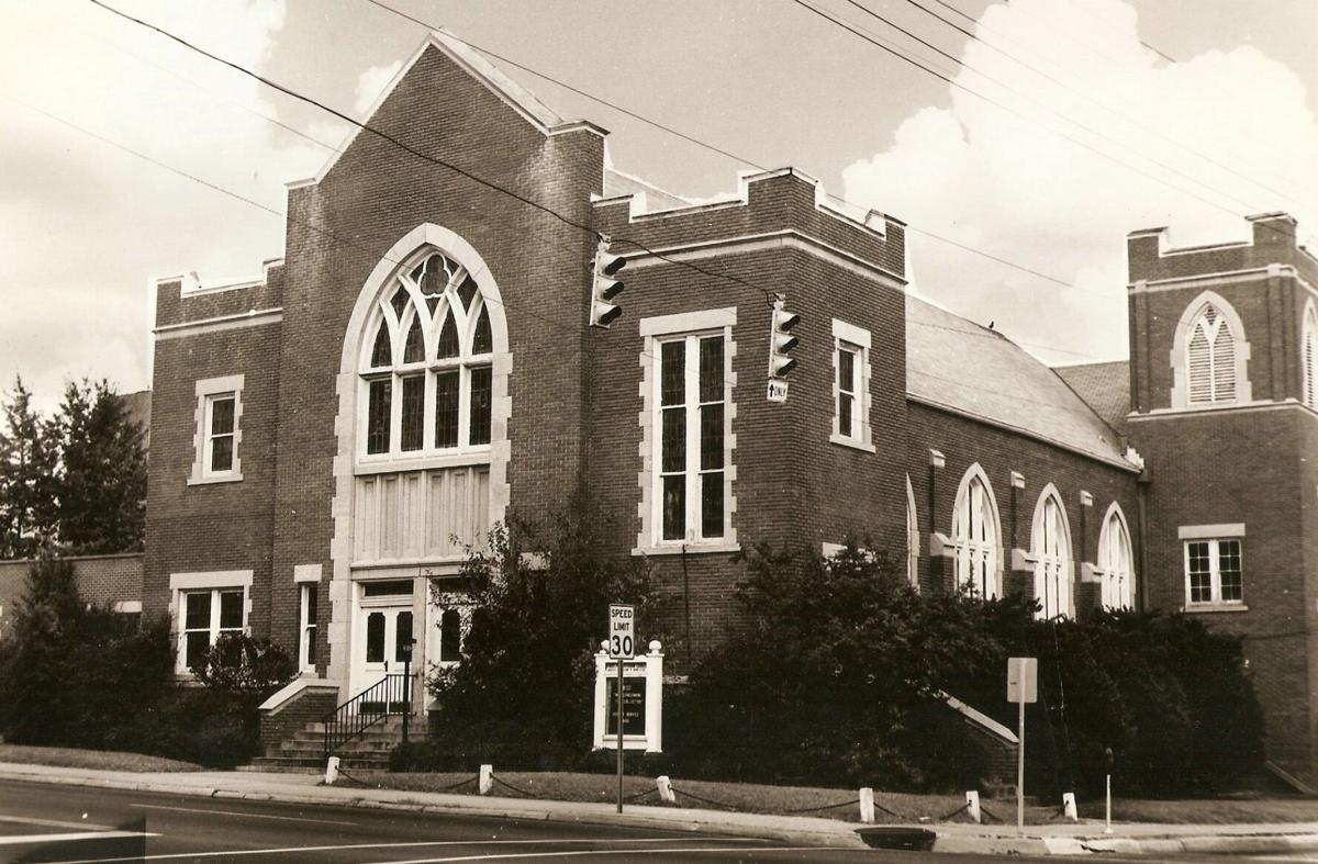 Answer Man: Where was Dothan's First Presbyterian Church before it moved?