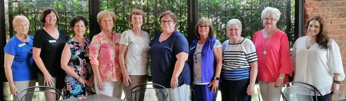 LPCE celebrates members' birthdays in May