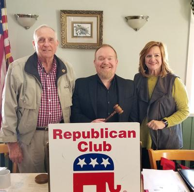 Republican Club of West Florida elects officers