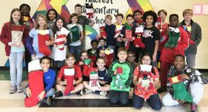 Enterprise students send Christmas spirit to Florida Panhandle