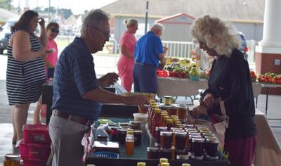 Enterprise Farmers Market in full swing for summer