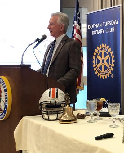 0731 Tuberville at Dothan Rotary