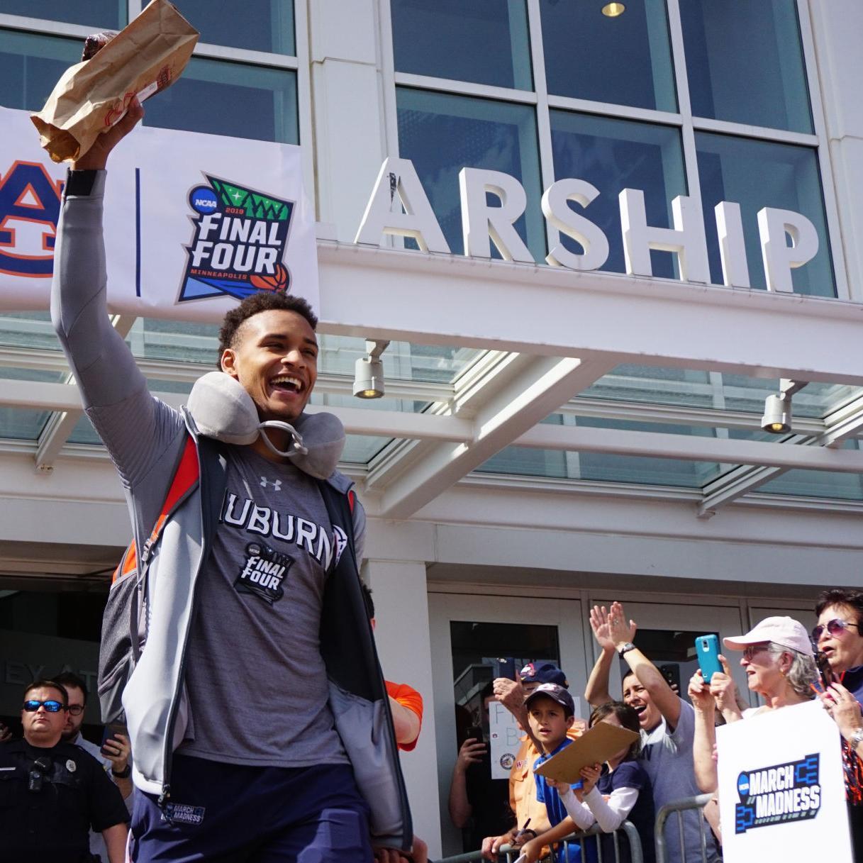 Auburn Set To Celebrate Men S Basketball Championships At