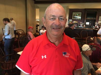 Pike Lib coach Gene Allen