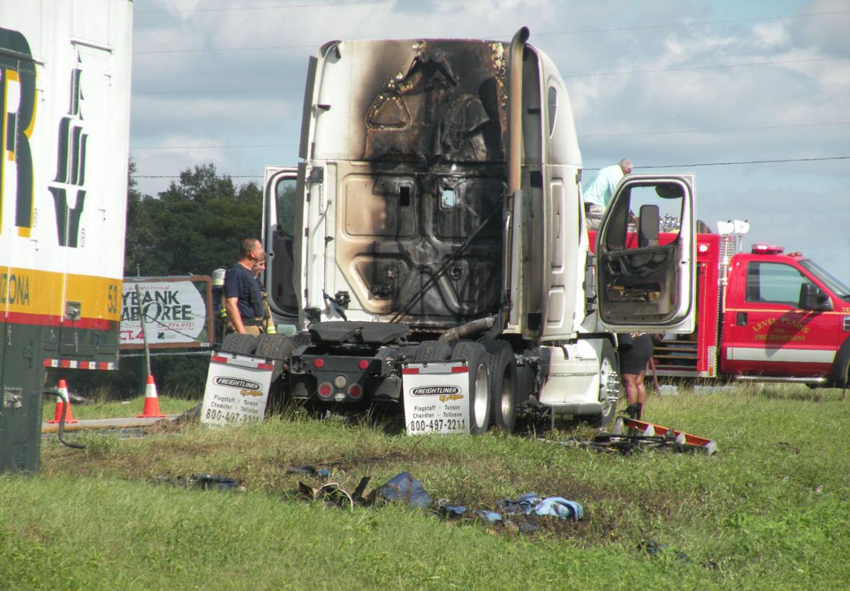Mayflower catches fire news for Mayflower car shipping