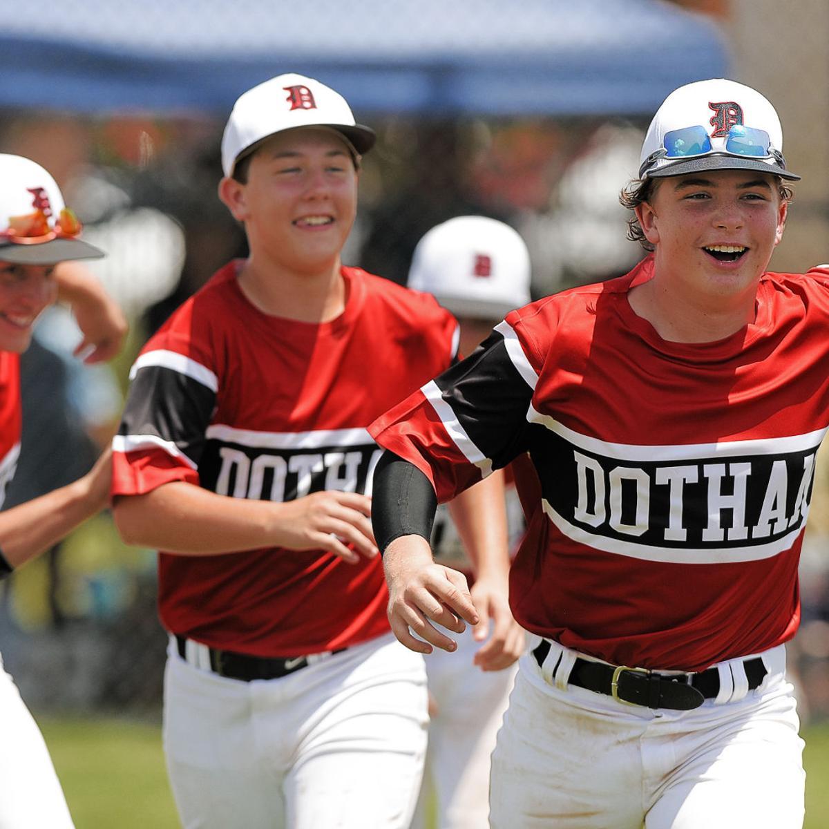 Dothan dominates Junior Dixie Boys state tourney to clinch