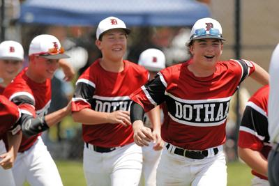 Dothan dominates Junior Dixie Boys state tourney to clinch spot in
