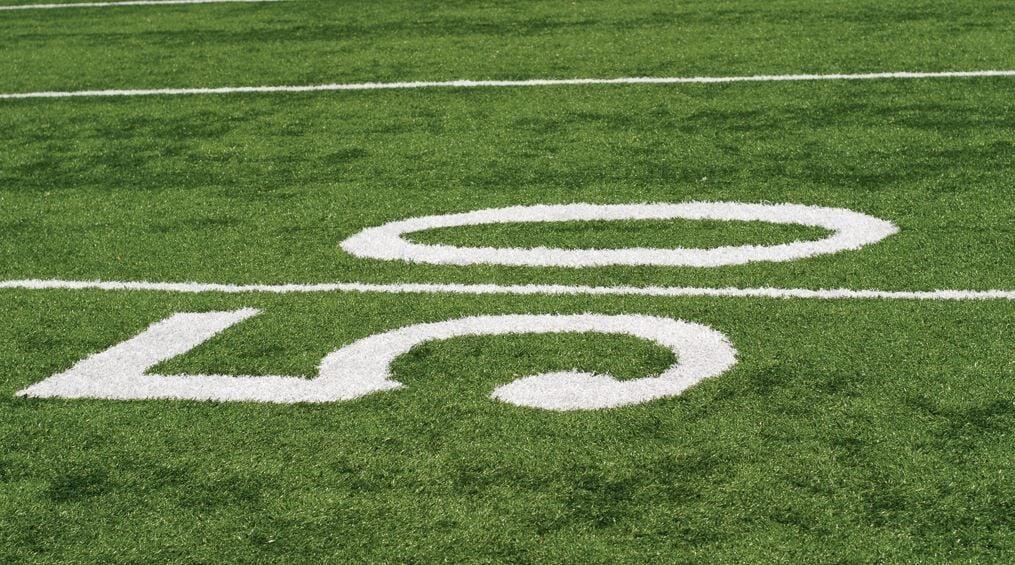 prep football logo