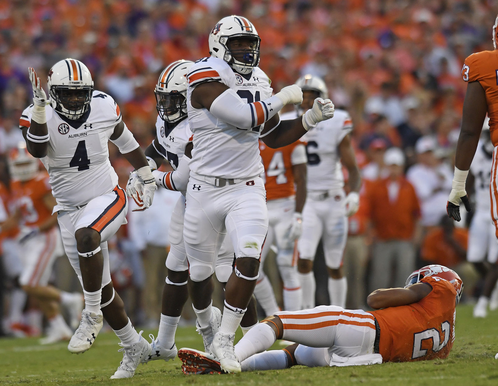 What Gus Malzahn said after Auburn's disappointing loss at Clemson