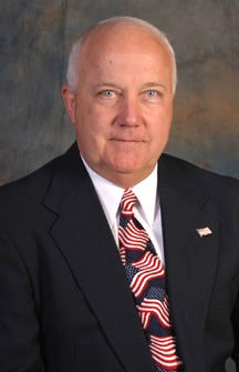Coffee County Sheriff Dave Sutton