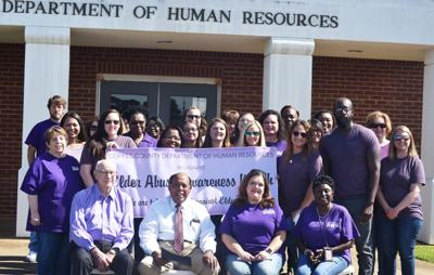 Mayor signs proclamation for elder abuse awareness | News