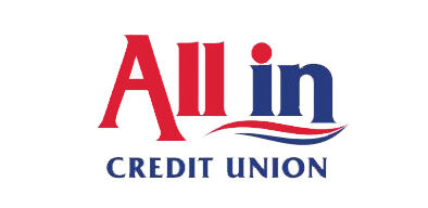 All in credit union logo generic