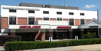 Medical Center Enterprise prepared for presence of COVID-19