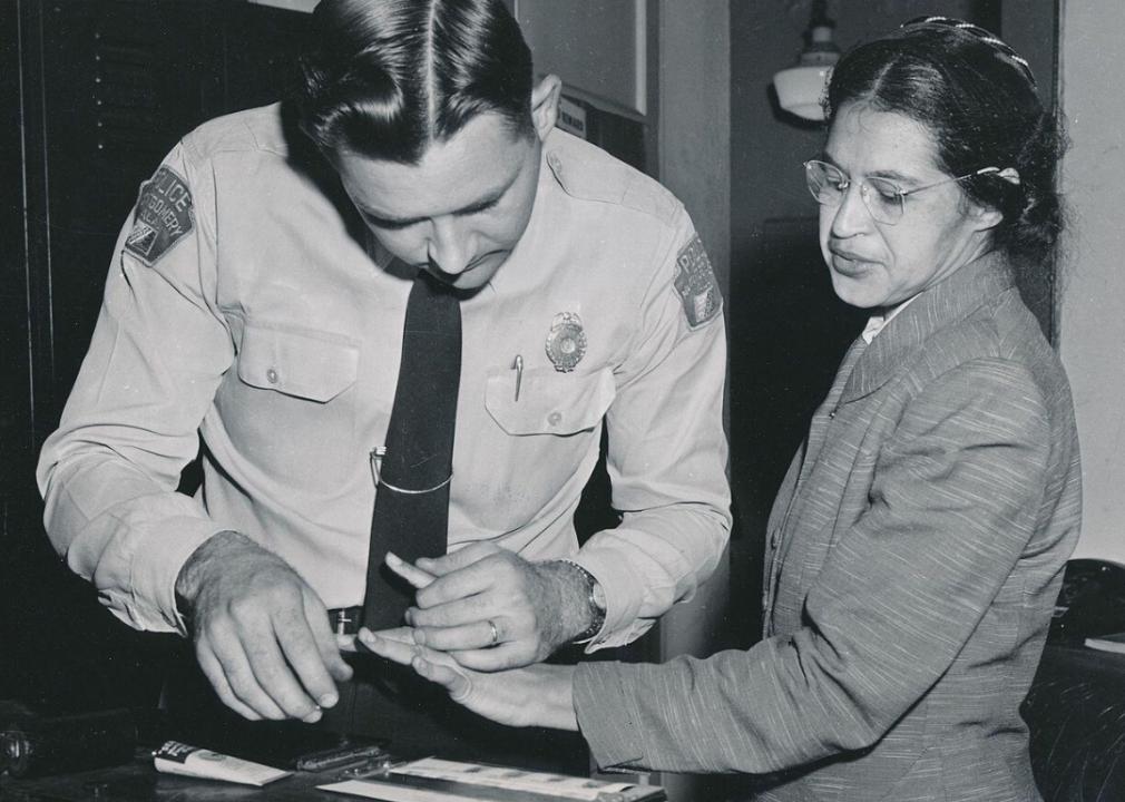 1955: Rosa Parks sparks Montgomery Bus Boycott (copy)