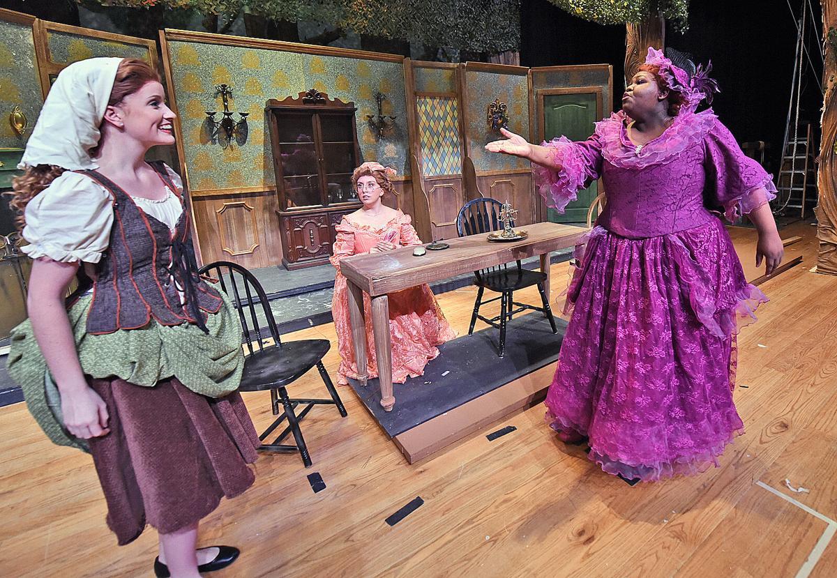 Wallace Community College presents Cinderella