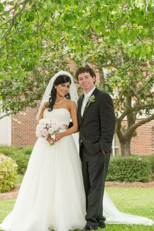 Smith, Brogden Wedding