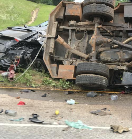 Wreck near County Road 36 | Eufaula Tribune | dothaneagle com