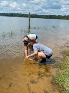 Water Training 2