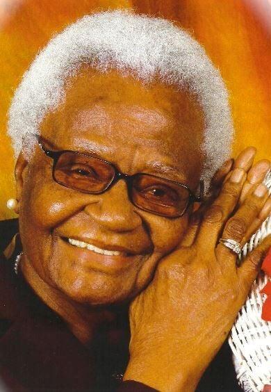Hattie Bell King turns 100