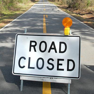Road closed (copy)