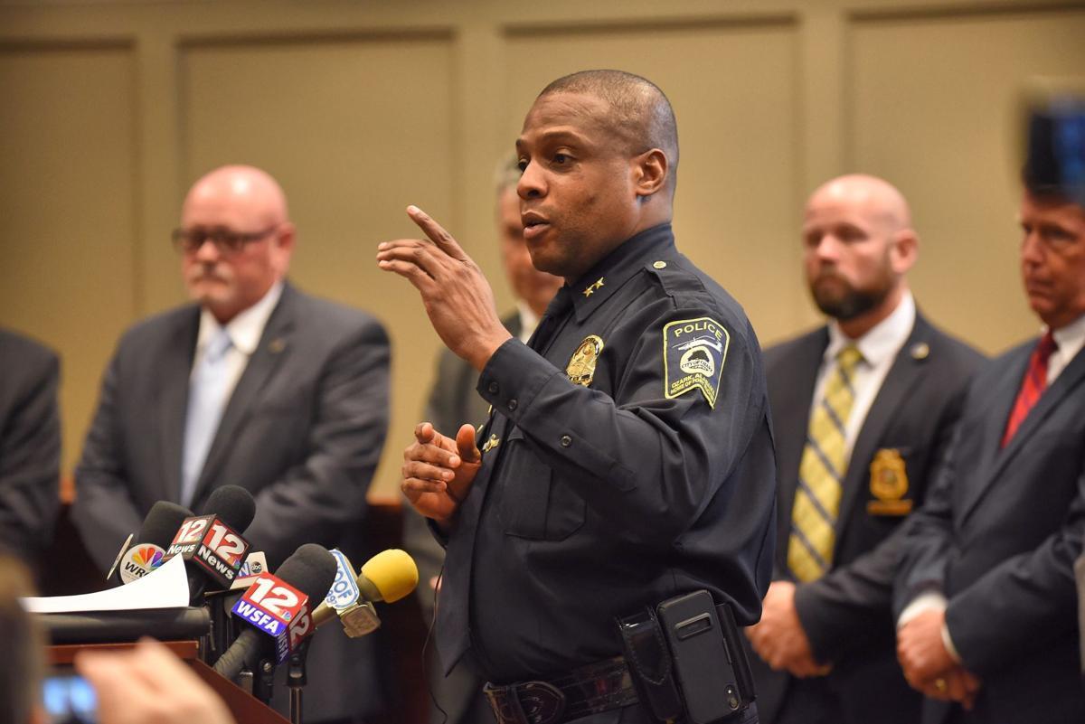 Ozark Police Chief Marlos Walker (copy)