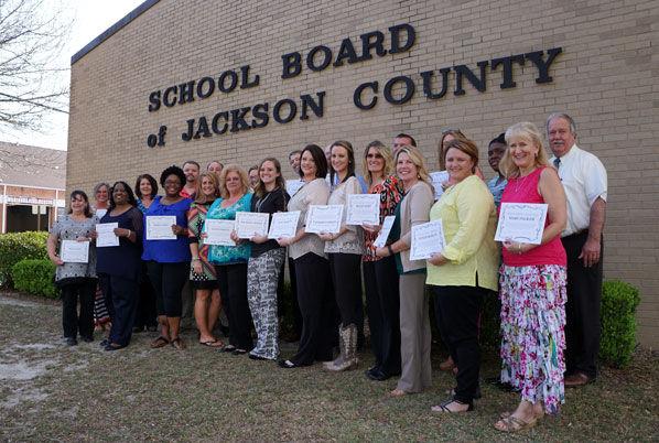 High-impact teachers recognized