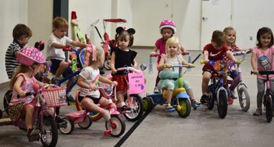 EFUMC hosts annual 'Trike-A-Thon'