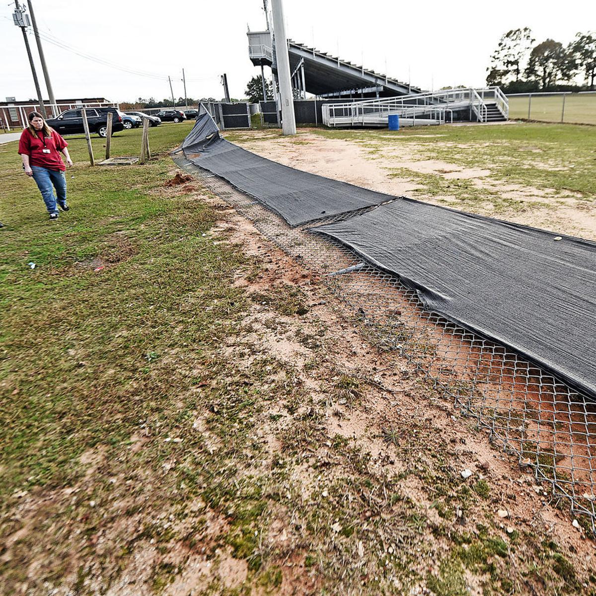 Tornado Confirmed In Western Dothan Wicksburg Houston County Schools Suffer Minor Damage Local News Dothaneagle Com
