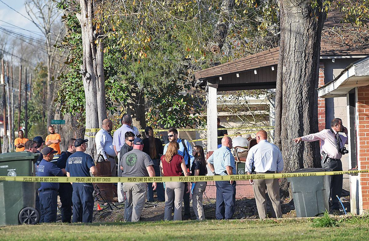 Fatal shooting on Williams Avenue