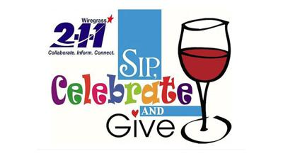 Wiregrass 2-1-1 Sip, Celebrate & Give