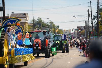National Peanut Festival Parade
