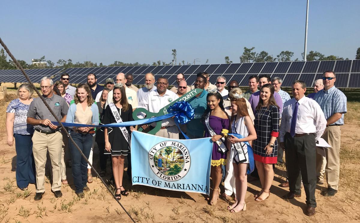 Marianna solar farm