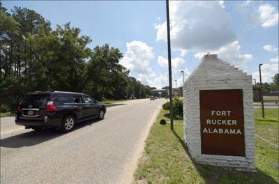 Fort Rucker Enterprise gate