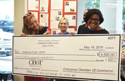 'Lucky in Kentucky' raises $4,500 for EPL