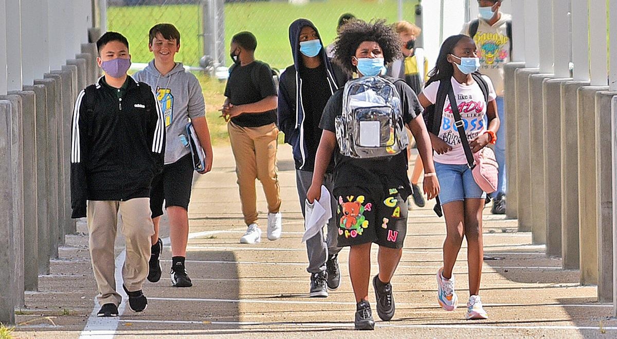 School COVID cases up 605% from last year, state health officer says
