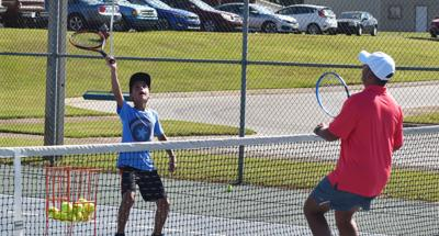 Enterprise Tennis Association offering clinics, camps and lessons