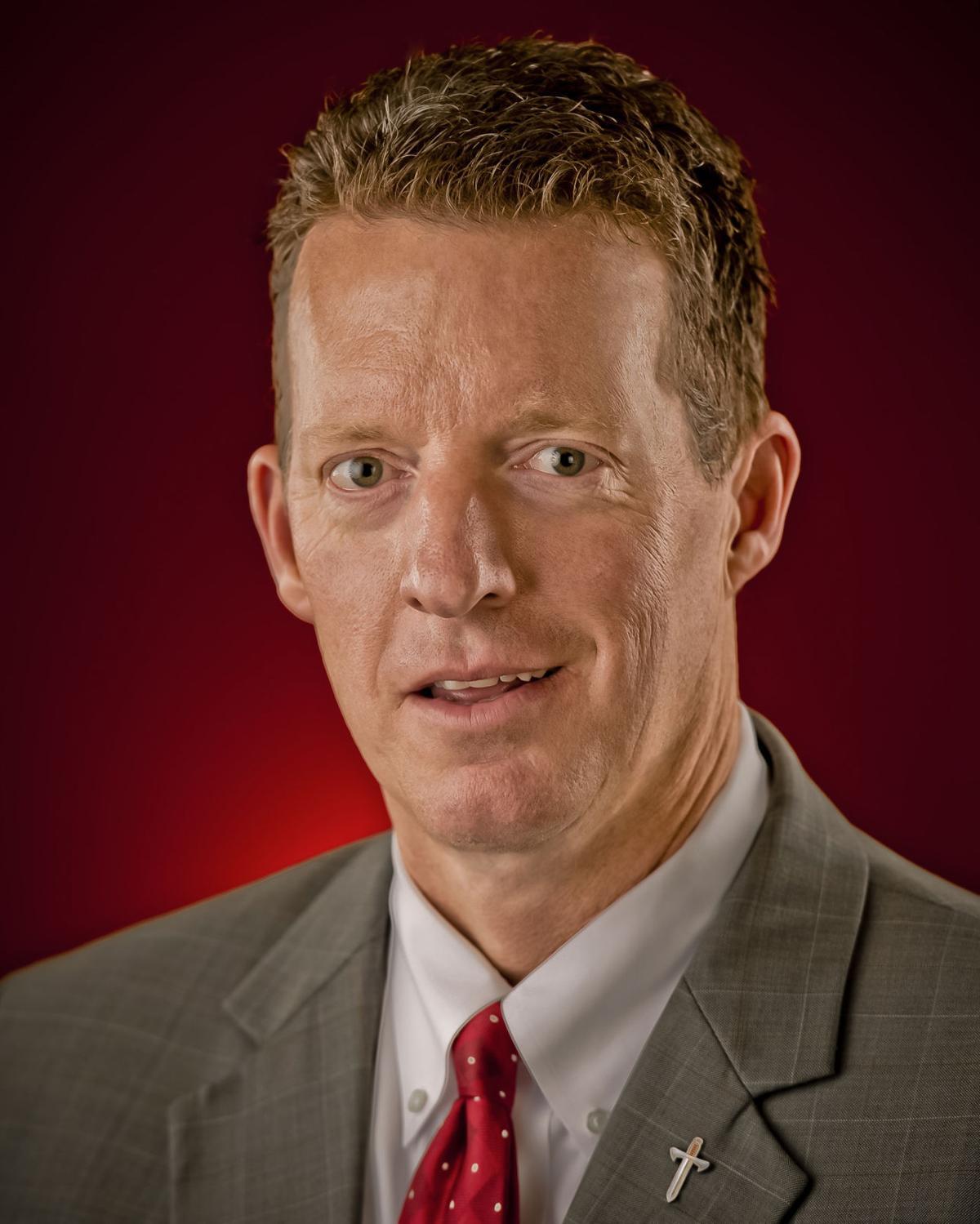 JON JOHNSON COLUMN Former Troy current Utah State A D John