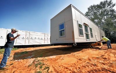 Southeast Health ACOM Ashford Clinic modular facility