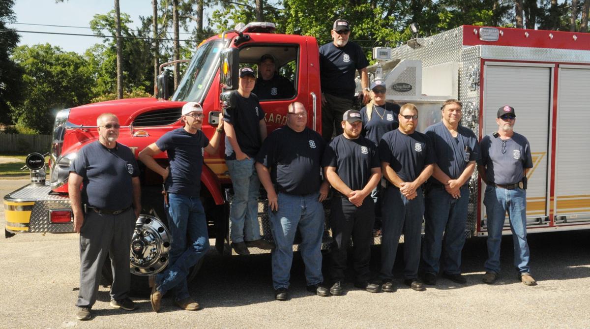 Pinckard's new tanker may help improve fire ratings