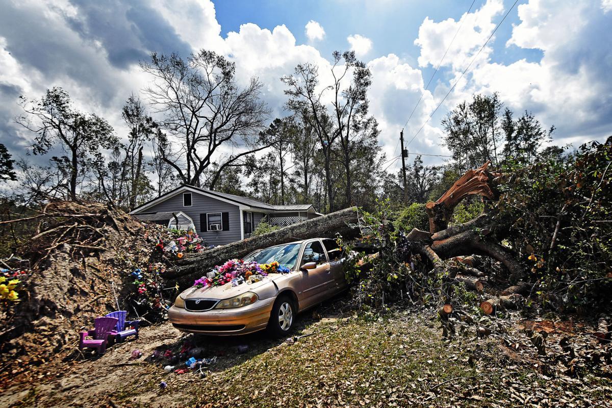 Hurricane Michael Gordon